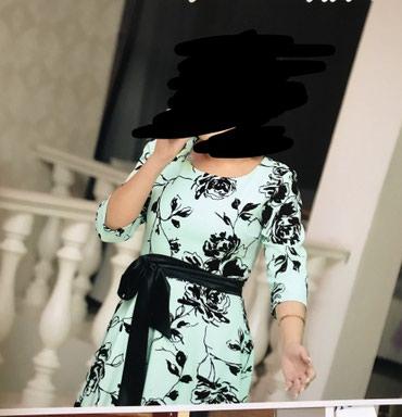 бу вечернее платье размер 46 в Кыргызстан: Турецкое платье длиной в пол. Покупала дорого в бутике продаю за п