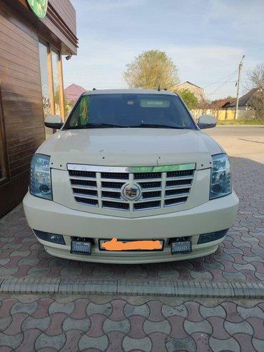 Cadillac в Кыргызстан: Cadillac Escalade 6.2 л. 2006 | 888 км