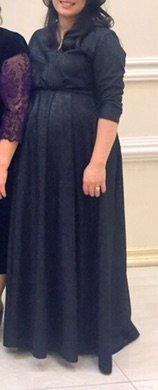 Платье отличного качества, одевала в Бишкек