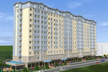 Продается 1 комн кв, 37,73 кв м в Бишкек