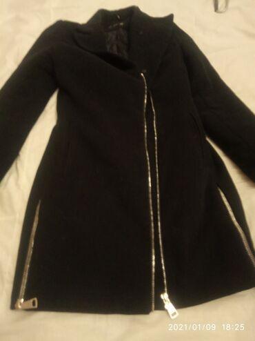 Пальто зимнее размер 44-46 цена 300сом