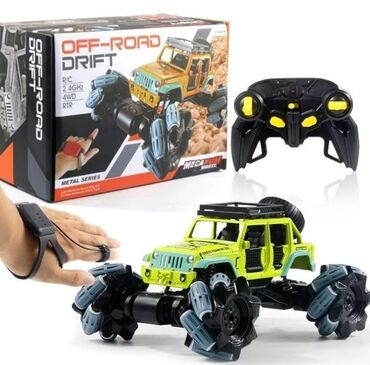Uşaq oyuncaq maşın🚙🔹️Orfod Road Drekte – uşaq oyuncaq maşını🚘🔹️Dəmir