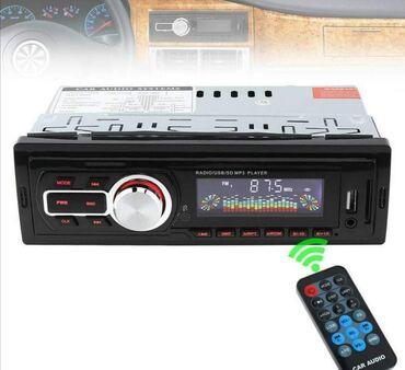 SPECIFIKACIJE: - USB/ SD/MP3/WMA/WAV plejer- FM radio- Podešavanje EQ
