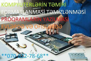 IT, internet, telekom Azərbaycanda: Evlərdə ofislərdə online xidmət