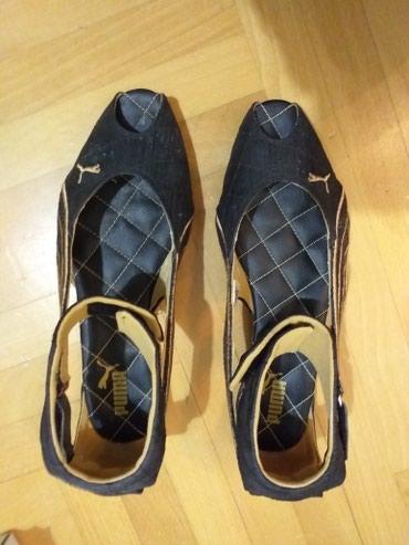 Puma sandale,malo nosene,dobro ocuvane,broj 39,25 cm.. - Krusevac
