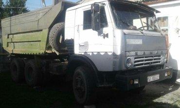 Продаю или меняю Камаз55111 сос отличный есть вариант в Бишкек