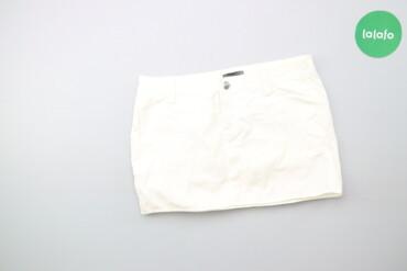Жіноча однотонна мініспідниця Armani Exchange, p. М    Довжина: 29 см