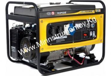 Kge6500Е - популярный генератор с в Бишкек