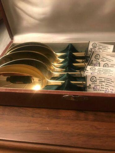 Коллекционные ложки - Бишкек: Куплю серебряные ложки