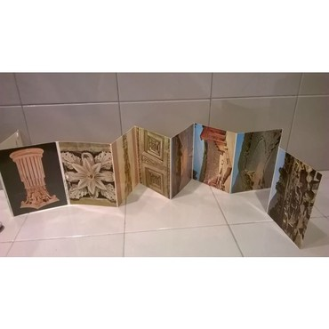 10 Καρτ Ποστάλ αναδιπλούμενες - Επίδαυρος - Σε άριστη κατάσταση