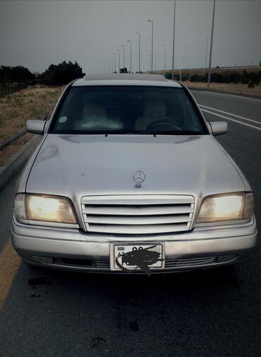 brilliance-m2-1-8-at - Azərbaycan: Mercedes-Benz C-Class 1.8 l. 1993 | 448000 km