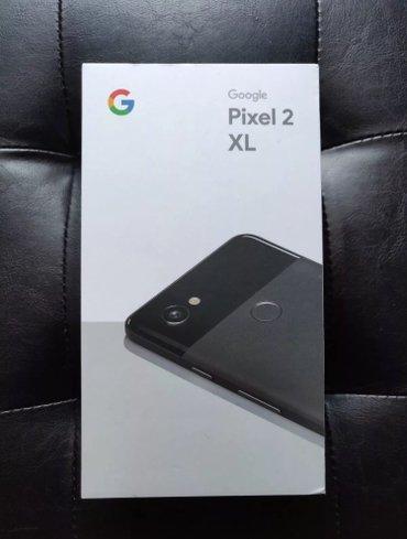 Google Nexus в Кыргызстан: Google Pixel 2 XL Black 64gb Со штатовотличное состояниесзади