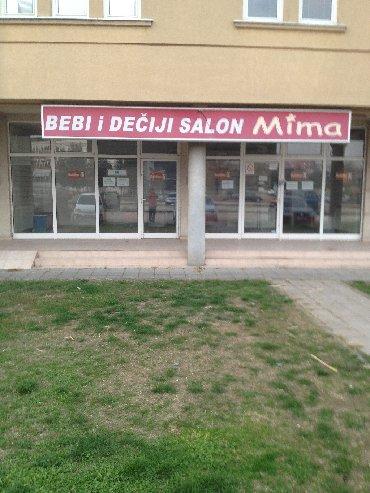 Nekretnine - Srbija: Продајем два локала у Лозници у ул. Максима Горког у приземљу зграде