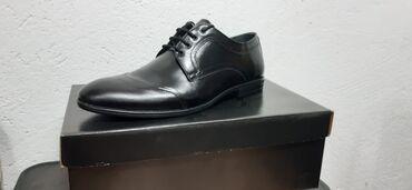 Muske cipele 41 - Srbija: Muška Cipela Elegant od Prirodne Kože. Dostupne sve veličine