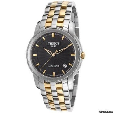 часы-q в Кыргызстан: Черные Мужские Наручные часы Tissot