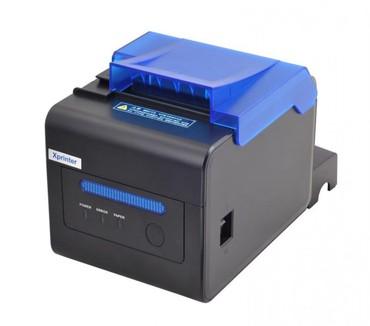 Чековый принтер со звонком XPrinter XP-C300H Принтер чеков XP-C300H от