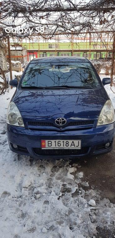 Toyota Corolla Verso 2004 в Бишкек