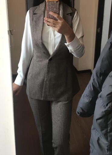 двойка одежда в Кыргызстан: Двойка как раз идёт сезон такой одежды, можно как и на работу, так и н