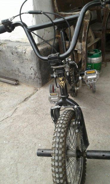 Новый велосипед. есть 3 тормоза. оригинал. в Бишкек