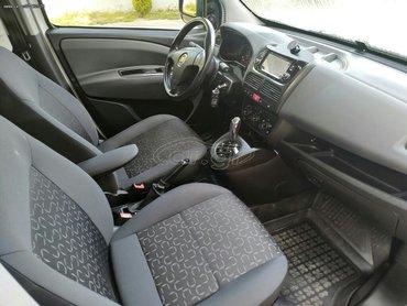 Fiat Doblo 1.6 l. 2013 | 86500 km