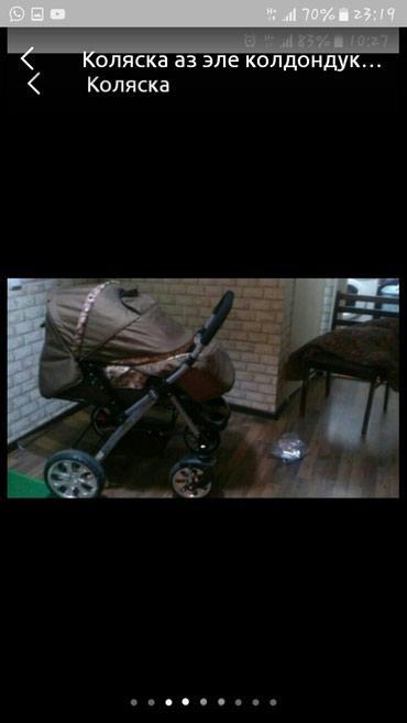 Коляска внедорожник сынык жок бу фирма Барс в Бактуу долоноту