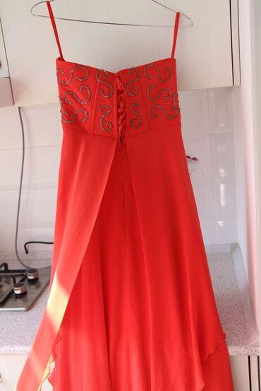 Дизайнерское вечернее платье в пол