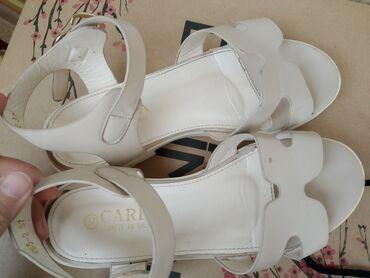 """Продаю турец обувь """"Carla"""" 37 размер, в очень хорошем состоянии"""