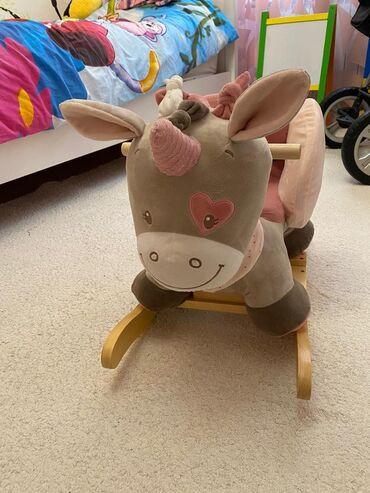 Продаю детскую качалку в идеальном состоянии, брали в Yoyo за 9000 п