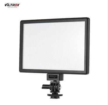 Foto i video oprema | Srbija: Viltrox L116T-LED reflektor-rasvta-DSLR foto aparat-novo Potpuno nov r