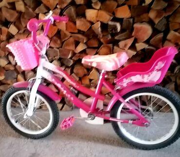 Sport i hobi - Srbija: Prodajem biciklu ocuvanu