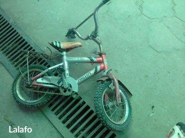 Продаю детский велосипед не рабочий в Лебединовка