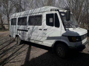 купить бус в рассрочку в Кыргызстан: Mercedes-Benz Sprinter 3 л. 1995