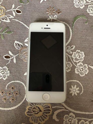 iphone-5-64-gb в Азербайджан: Iphone 5 / 64 gb (telefon normal veziyyetdedir - real aliciya endirim