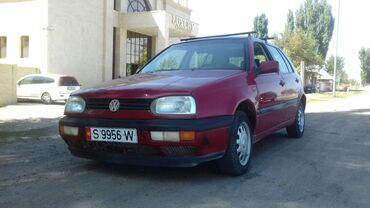 volkswagen 1 в Ак-Джол: Volkswagen Golf 1.4 л. 1994
