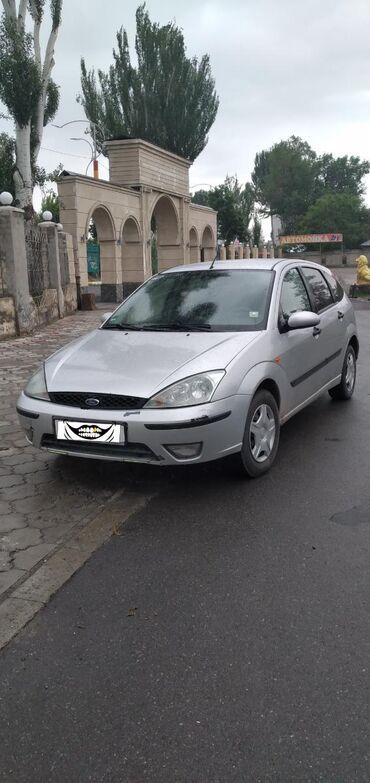 фордов в Кыргызстан: Ford Focus 1.6 л. 2003   319120 км