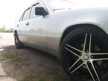 Продаю диски R17 AMG Mercedes Benz 124w, 210w. В городе Каракол