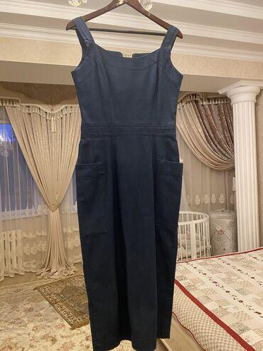 Личные вещи - Кызыл-Туу: Разгрузка гардероба Джинсовый сарафан по индивидуальному заказу В идеа