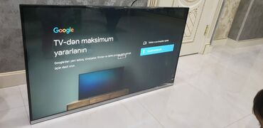 4 ilə audi - Azərbaycan: 2020 buraxilis tarixli- Artel 43Smart Android 9 Çərçivəsiz monolit