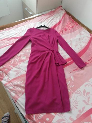 Nova haljina. P&S broj 34. Ima etiketu. Boja ciklama, cena 3.000 - Crvenka