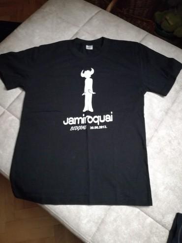 NOVO Majica sa koncerta za kolekcionare Jamiroquai. Velicina M - Kikinda