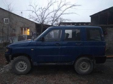 UAZ в Кыргызстан: UAZ Patriot 3 л. 2000   200 км