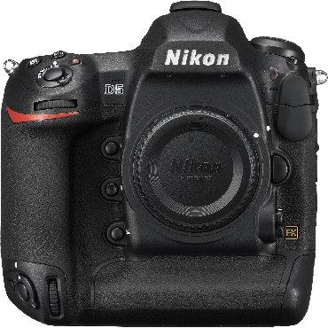 Nikon D5 20.8 MP SLR Body