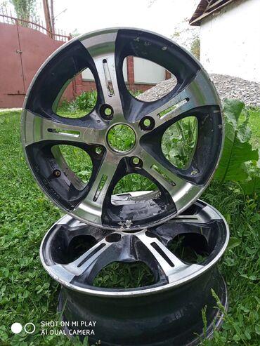 Автозапчасти в Кара-Кульджа: 2шт размер 14 диски