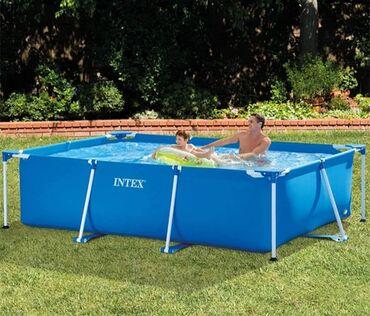 -Proizvodjac: INTEX-Dimenzije bazena:3m x 2m x 75cm-Zapremina
