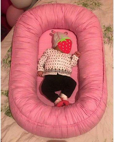 Матрасик-кокон Babynest- это уютное гнездышко для новорожденного, ко в Бишкек