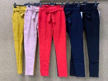 Ženska odeća | Vladicin Han: Ženske pantaloneUniverzalna veličinaCena 1600 din.Slanje postexpresom
