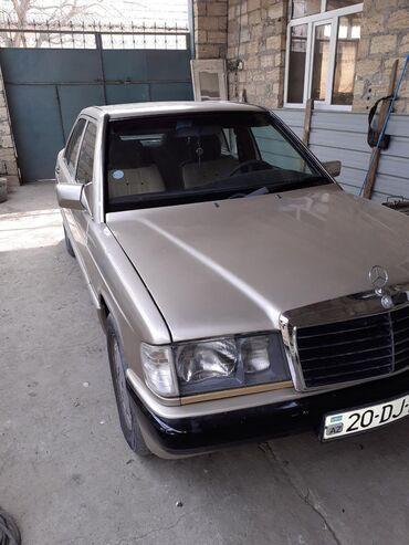 Mercedes-Benz 190 (W201) 2 l. 1992 | 363000 km