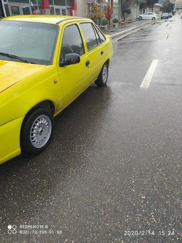 Daewoo Azərbaycanda: Daewoo Nexia 1.5 l. 2009   141000 km