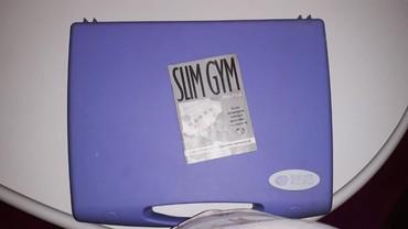 Haljina-myria-creation-za-pudame-sl - Srbija: Prodajem slim gym sa 5 relax programa