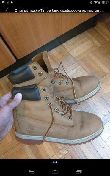 Personalni proizvodi | Obrenovac: Original Timberland cipele muške, očuvane nepromočiva broj 40